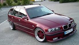 сабвуфера и усилителя на BMW e36