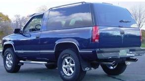 замена фары Chevrolet Tahoe