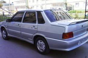 Грунтовка и покраска кузова ВАЗ 2115