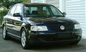 замена предохранителей Volkswagen Passat B5