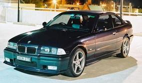 ремонт стартера на BMW E36