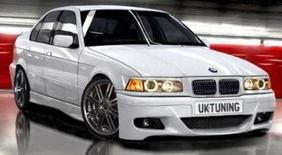 замена передней стойки на BMW E36