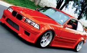 замена тормозных колодок и дисков на BMW E36