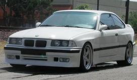 замена вентилятора на BMW E36