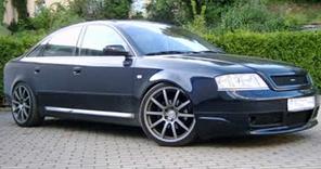 верхние рычаги управления Audi A6