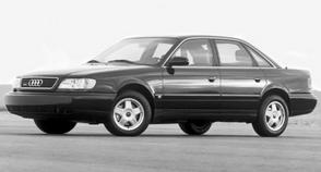 замена водяной помпы Audi A6