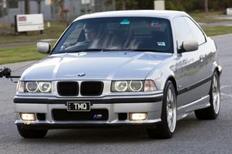Замена воздушного фильтра на BMW E36