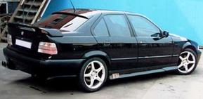 замена задней опоры на BMW E36