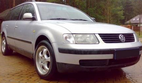 замена масла Volkswagen Passat B5