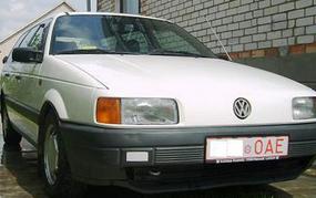 замена передней опоры Volkswagen Passat
