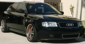 амена ремня ГРМ на Audi A6