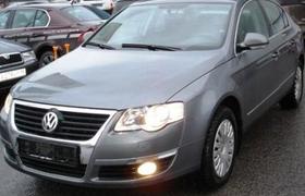 замена свечей Volkswagen Passat B6