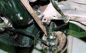 фото: передний амортизатор ВАЗ