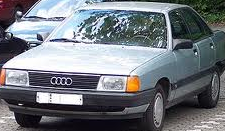 фото: масло Audi 100 С3
