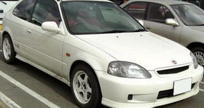 бампер Honda Civic
