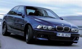 батарейка BMW E39