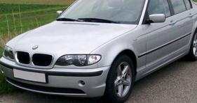фото: масло BMW E46 325