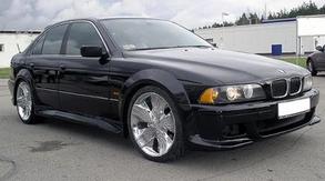 тормоза BMW E39
