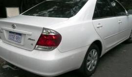 фото: заднее крыло Toyota Camry 5