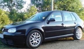замена цилиндра сцепления Volkswagen Golf 4