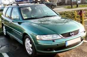 замена дворников Opel Vectra B