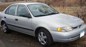фото: фара Toyota Corolla 1998-2002