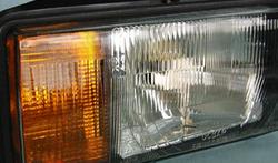 фото: стекло фары ВАЗ 2105, 2106, 2107