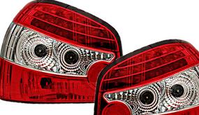 фото: лампы Audi A4