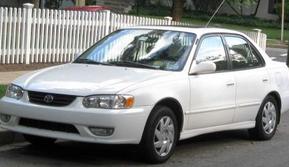 фото: фары Toyota Corolla E11