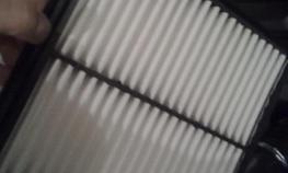 фото: салонный фильтр Chevrolet Lanos