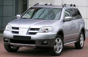 салонный фильтр Mitsubishi Outlander