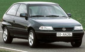 фильтр салона Opel Astra F