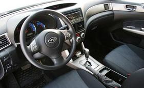 фото: шумоизоляция Subaru Forester