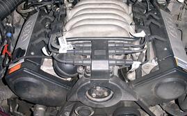 фото: грм Audi A4 V6
