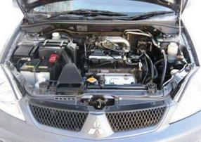 фото: грм Mitsubishi Lancer 9