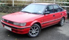 грм Toyota Corolla E9