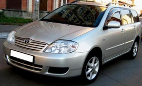 фото: грм Toyota Corolla E12