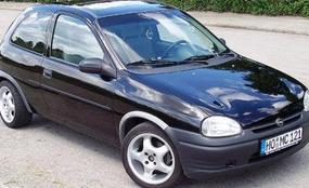 хладагент Opel Corsa B