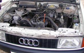 клеммы Audi 80