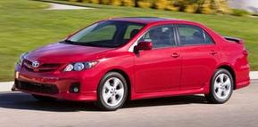 колонки Toyota Corolla