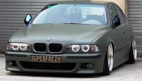 ручка передач BMW E39