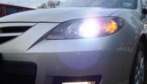 ксенон Mazda 3