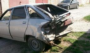 кузов ВАЗ 2112
