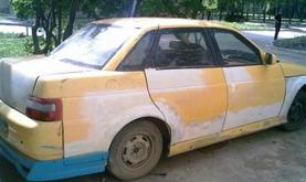 кузов ВАЗ 2110, 2111, 2112