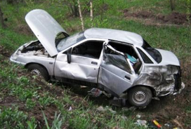 фото: ремонт кузова  ВАЗ 2110