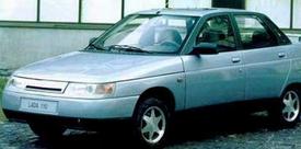 кузовной ремонт ВАЗ 2110