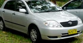 лампы приборная панель Toyota Corolla