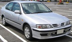 магнитола Nissan Primera P11