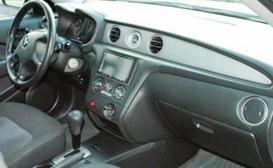 фото: магнитола Mitsubishi Outlander