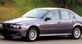 масло BMW E39